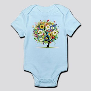 summer tree Infant Bodysuit